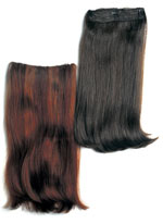 5 Layers Human Hair Clip Extension by Wig Pro